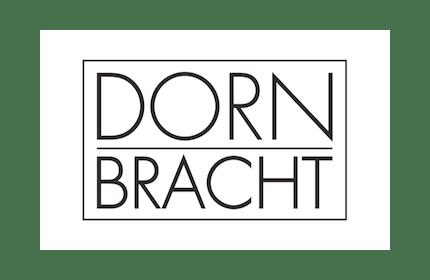 Black and White Dornbracht logo